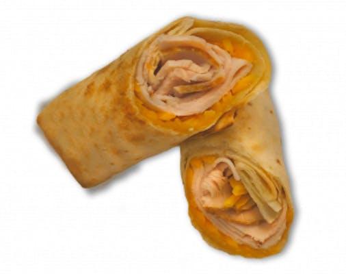 Kid's Turkey & Cheddar Wrap