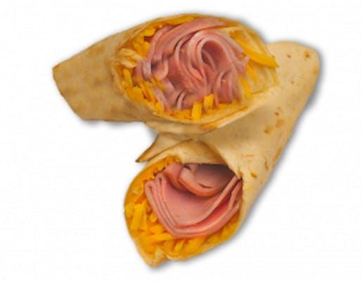 Kid's Ham & Cheddar Wrap