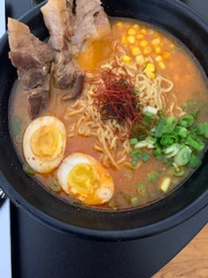 Korean Spicy Miso Bowl