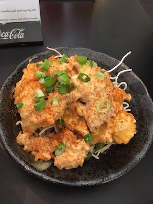 Bang Bang Shrimp Plate