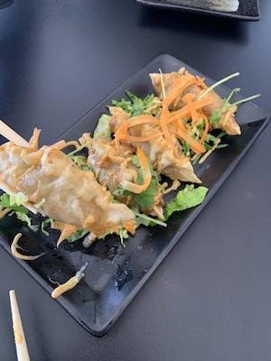 Korean Beef Bulgogi Dumpling