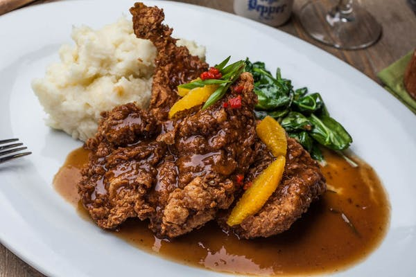 Tuesday: Fried Chicken