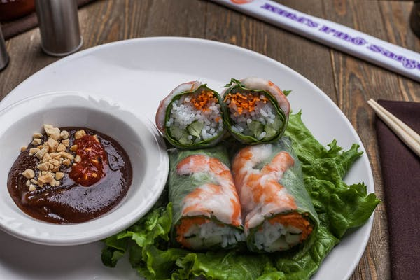 House Spring Roll