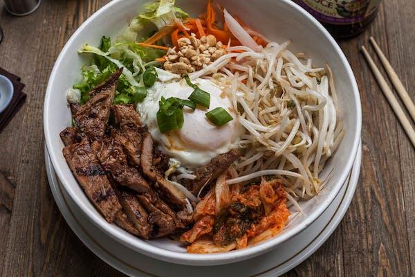Korean Spicy Pork Rice Bowl