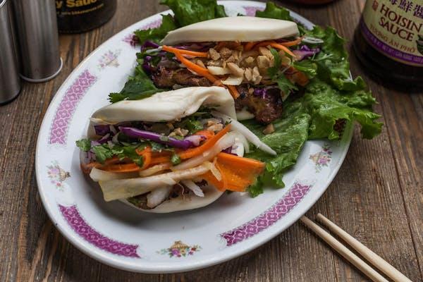 Vietnamese Tacos (Bacos)