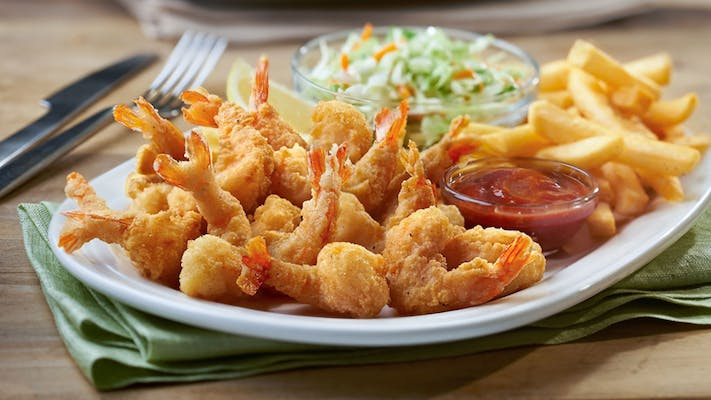 (10 pc.) Shrimp & Fries