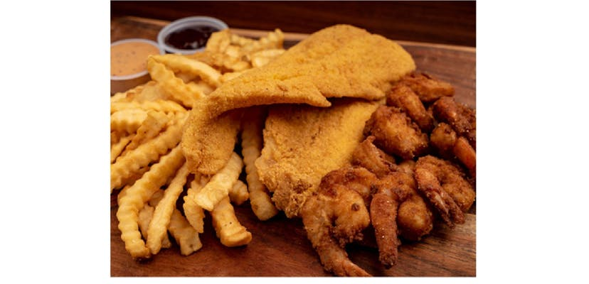 Fish & Chicken Combo