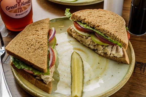 Granny's Chicken Salad Sandwich
