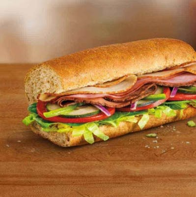 Subway Club Sub