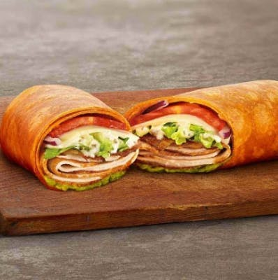 Turkey, Bacon & Guacamole Signature Wrap