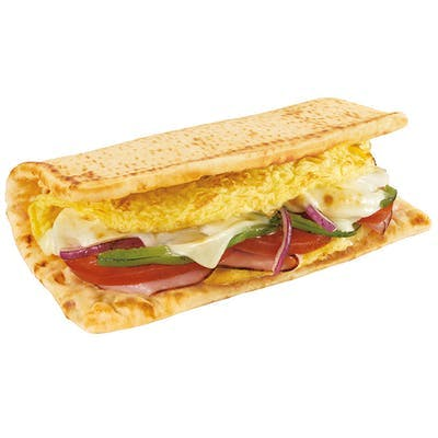 Breakfast Black Forest Ham, Egg & Cheese Sub
