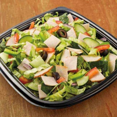 Turkey Breast Chopped Salad