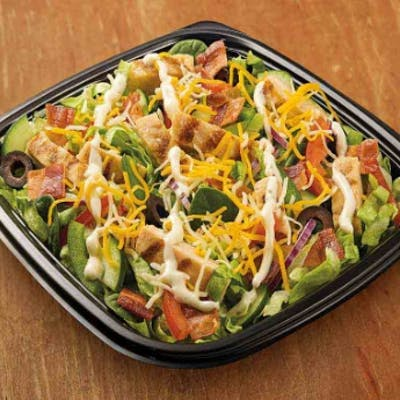 Chicken & Bacon Ranch Chopped Salad