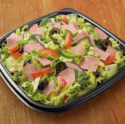 Cold Cut Combo Chopped Salad