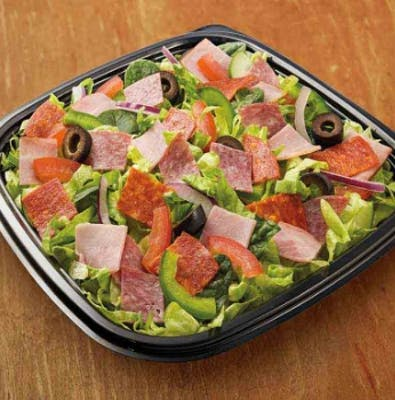 Italian B.M.T Chopped Salad
