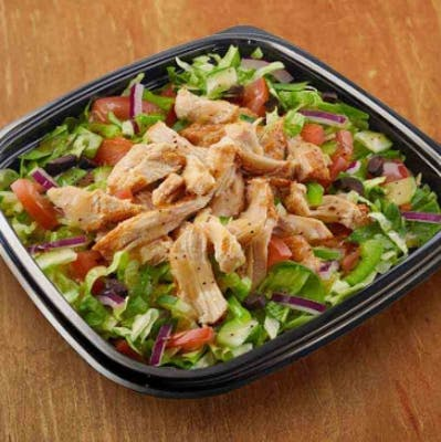 Rotisserie-Style Chicken Chopped Salad