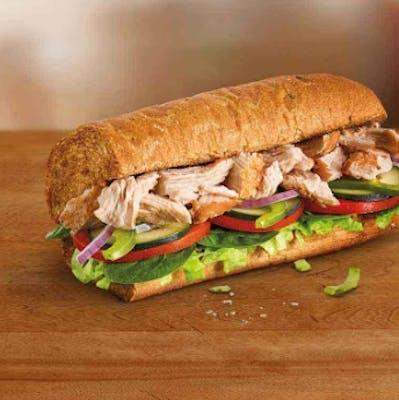 Rotisserie-Style Chicken Sub