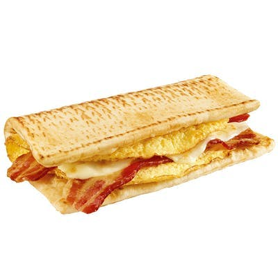 Breakfast Bacon, Egg & Cheese Sub