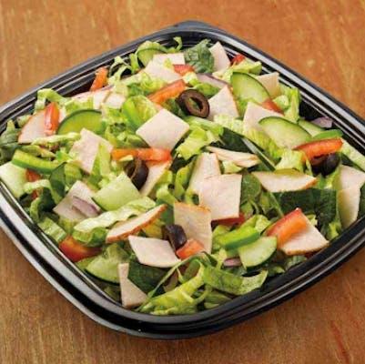 Turkey Breast Chopped Salad