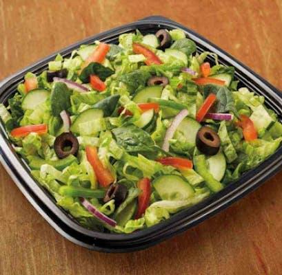 Veggie Delite Chopped Salad