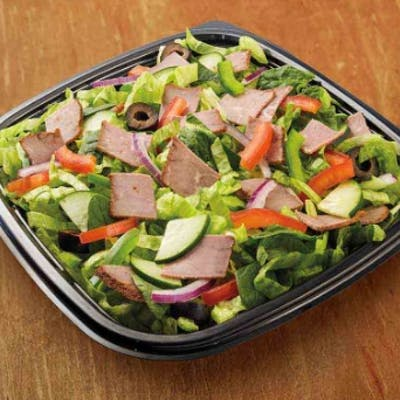 Roast Beef Chopped Salad