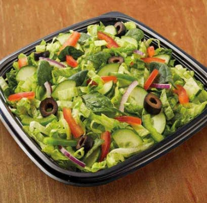 Veggie Delite Chopped Salad
