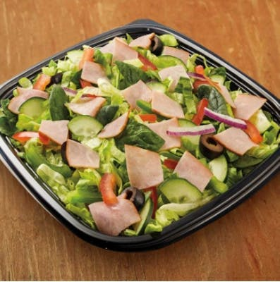 Black Forest Ham Chopped Salad