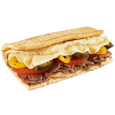 Breakfast Steak, Egg & Cheese Sub