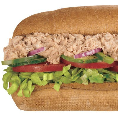 Tuna Footlong