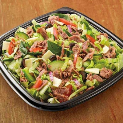 Steak & Cheese Chopped Salad