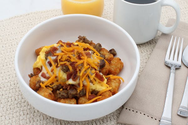 Sausage Breakfast Bowl