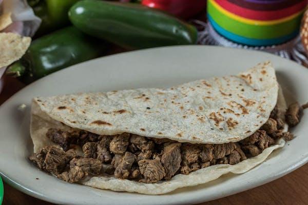 Beef Fajita Taco