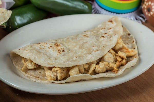 Fajita de Pollo Taco