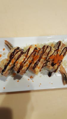 Shrimp Crunch Roll