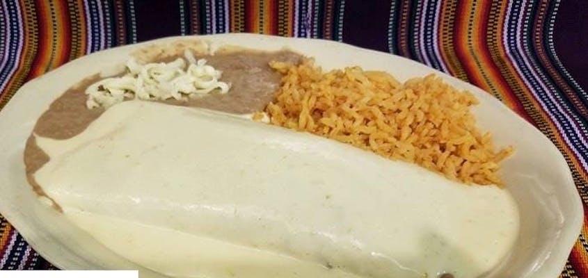 16. Burrito Loco