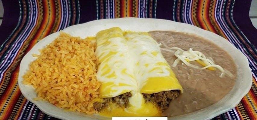 43. Enchiladas