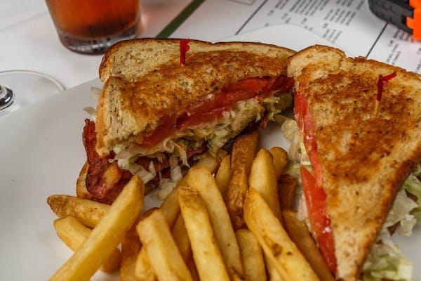 Windrush BLT Sandwich