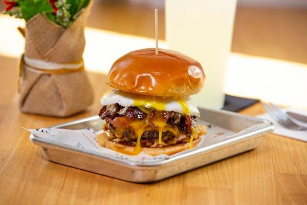 The C.C. Burger