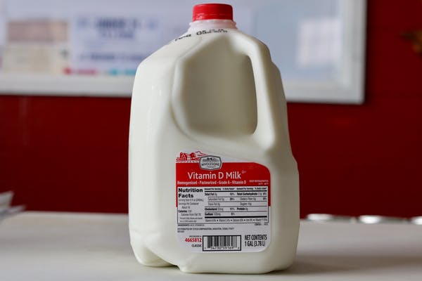 Wholesome Farms 1 Gal Whole Milk (Vitamin D)