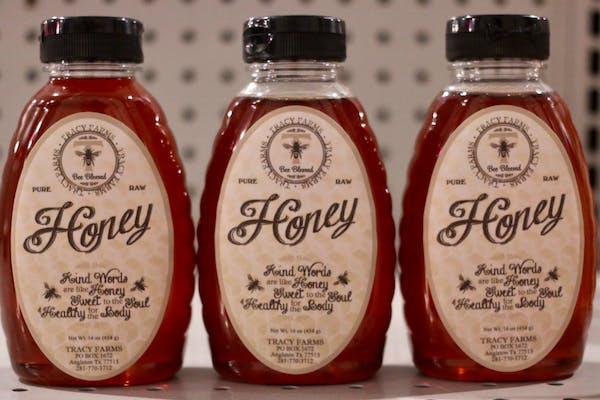 Tracy Farms Honey