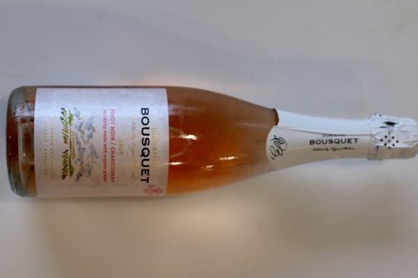 Bousquet Sparkling Rose Brut