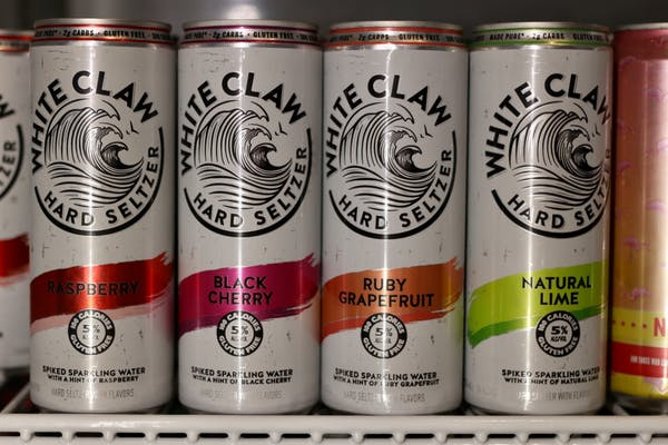 White Claw Assorted (6-Pack)
