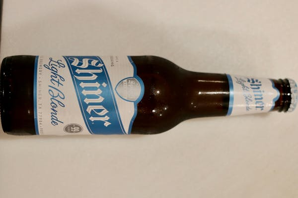 Shiner Light Blonde Bottle (6-Pack)