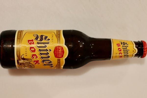 Shiner Bock Bottle (6-Pack)