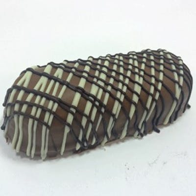 White & Dark Striped Milk Chocolate Twinkie®