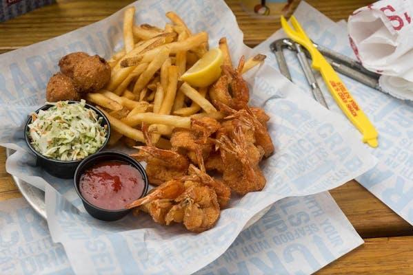 Crispy Fried Shrimp