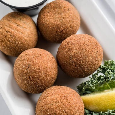 Fried Boudin Balls