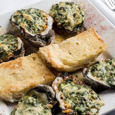 Fezzo's Oysters Rockefeller