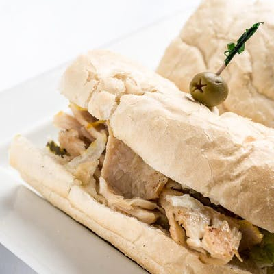 Turkey Breast Poboy