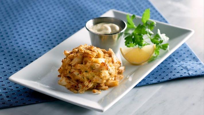Chesapeake Bay Style Crab Cake